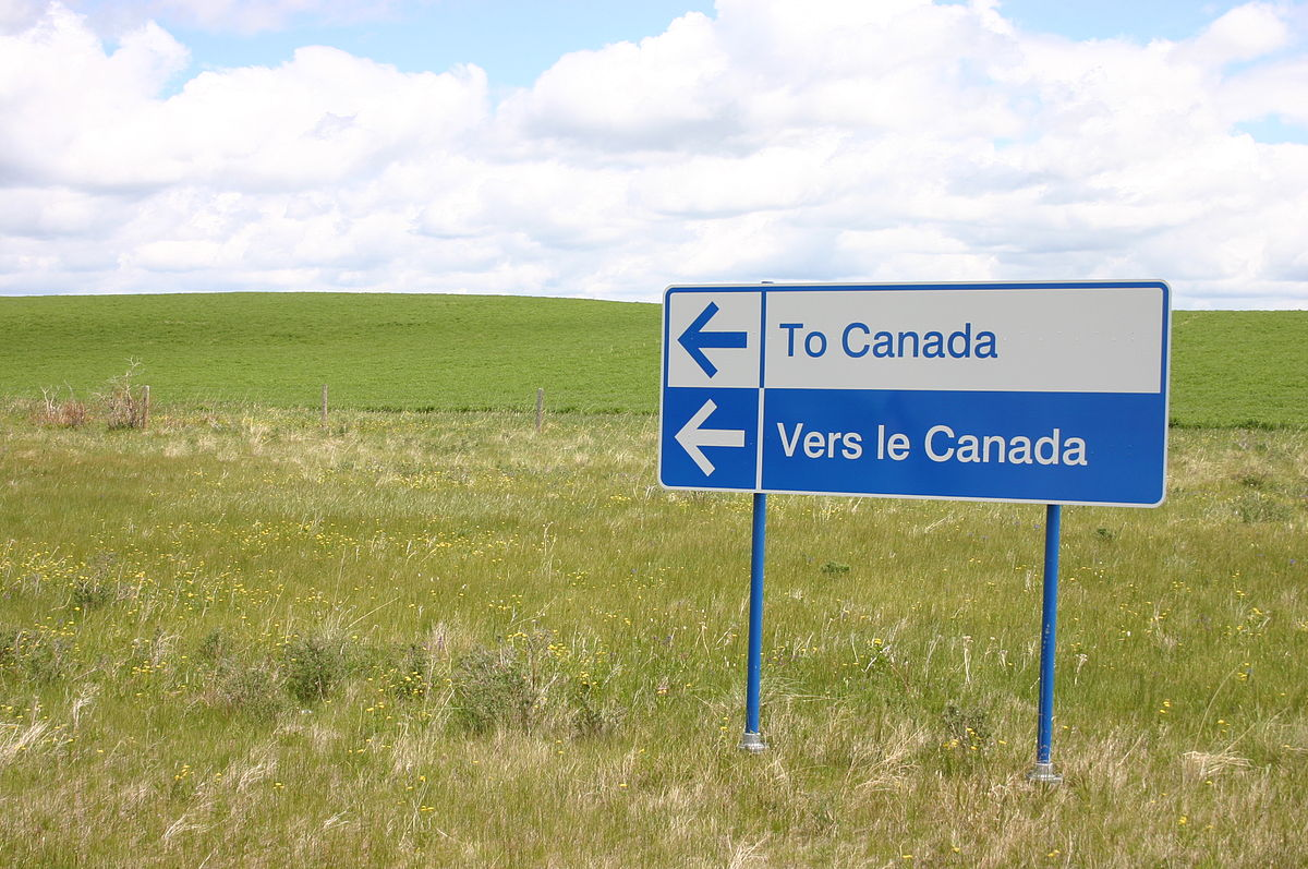 To Canada