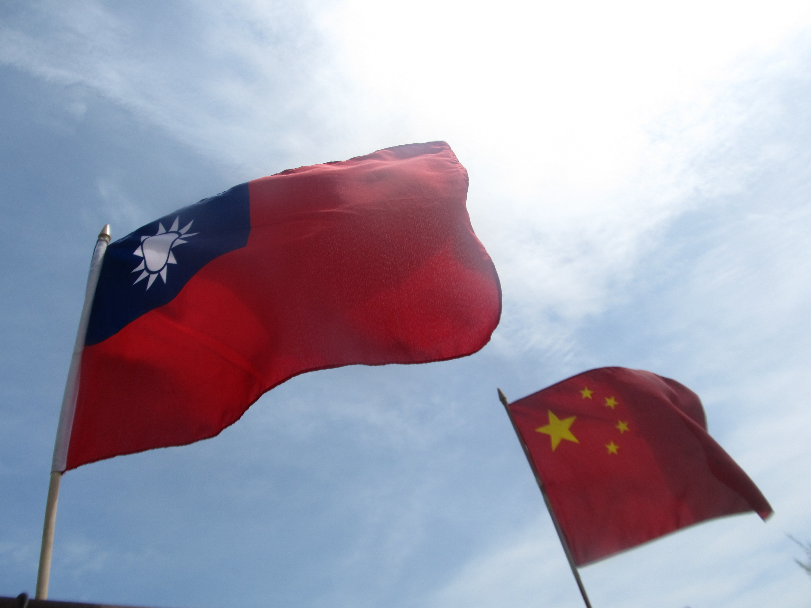 Flags of the Cross-Strait