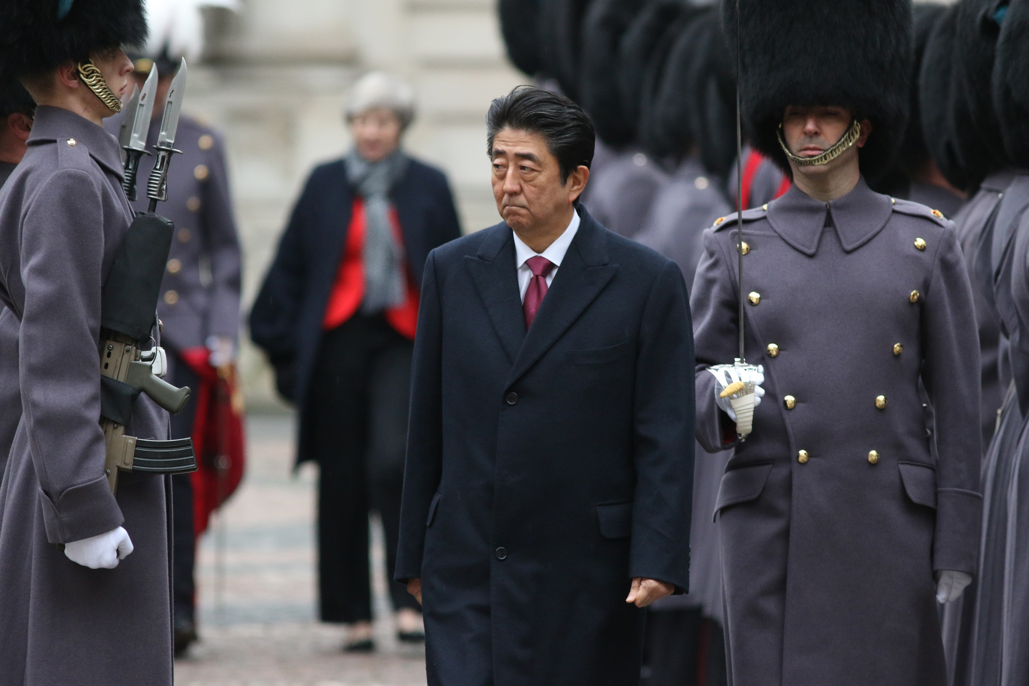 Prime Minister of Japan Shinzo Abe