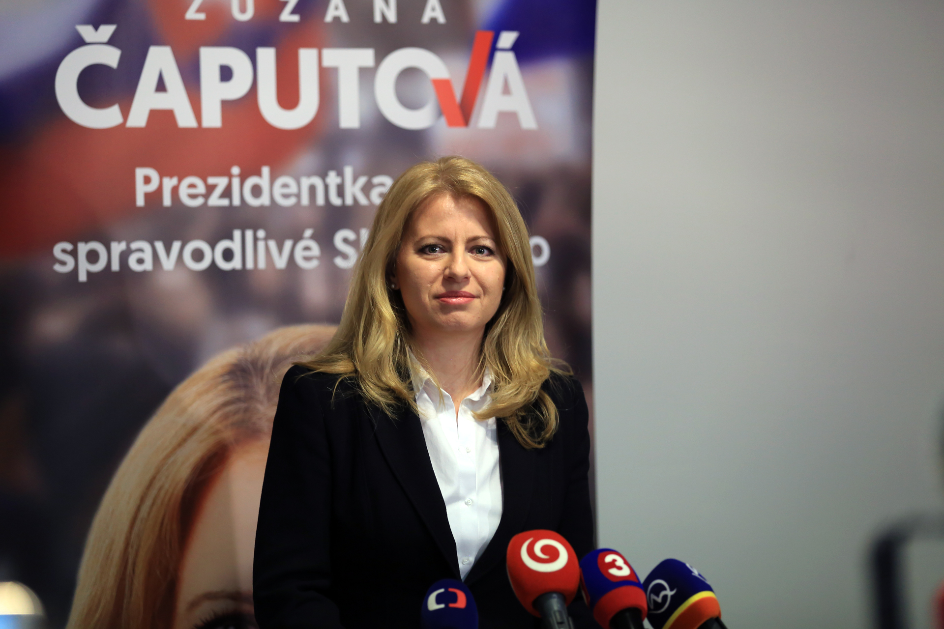 Candidate in Slovakia elections