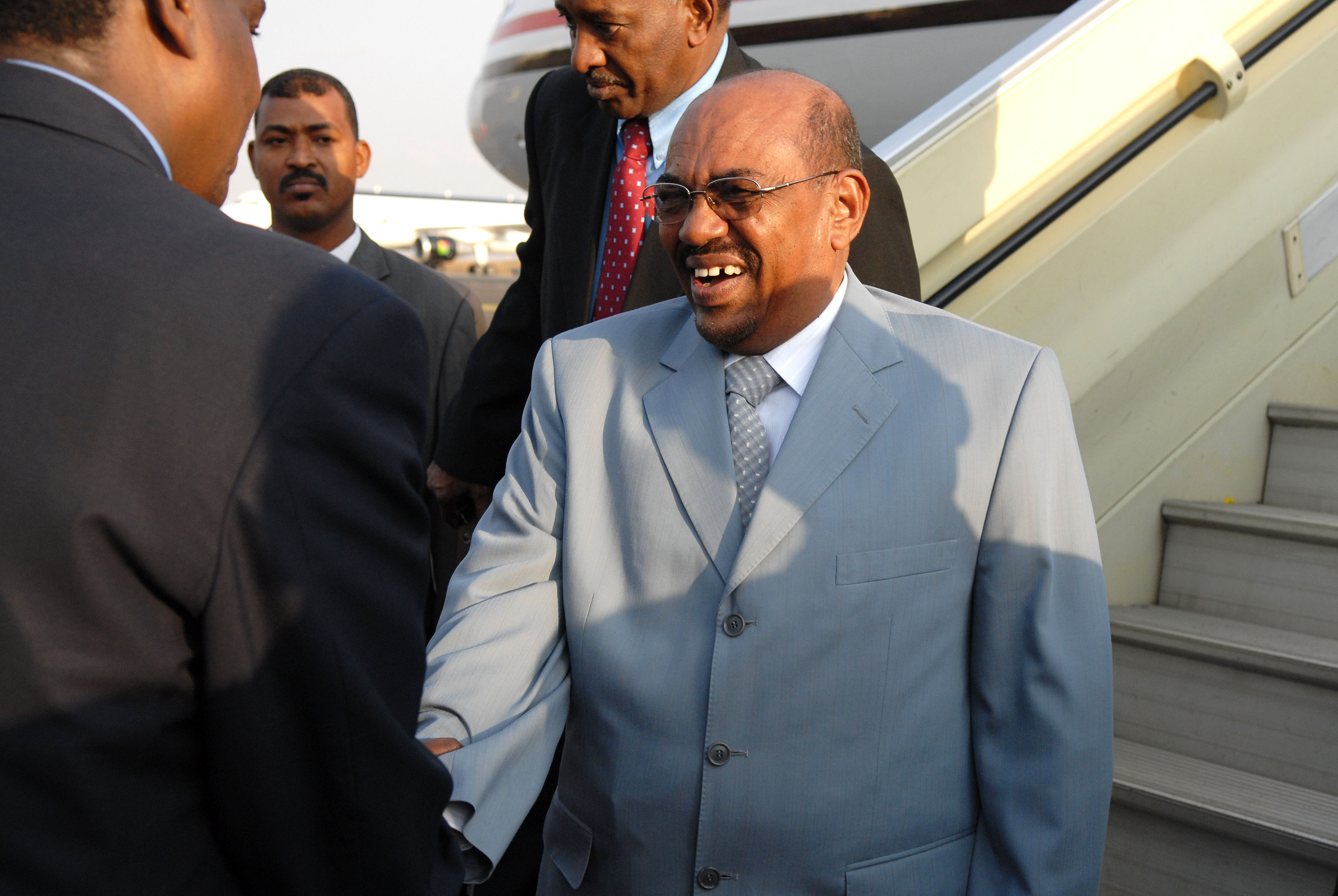 Deposed President of Sudan